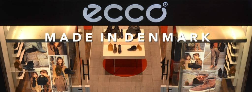 Ecco made in europe